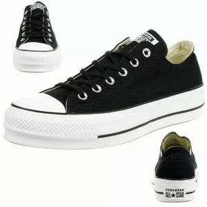 Converse Double Stacked Chuck Taylor Low Top